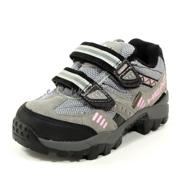 Dětská obuv HEAD 210 Junior TR  grey pink - 01d783f6ae