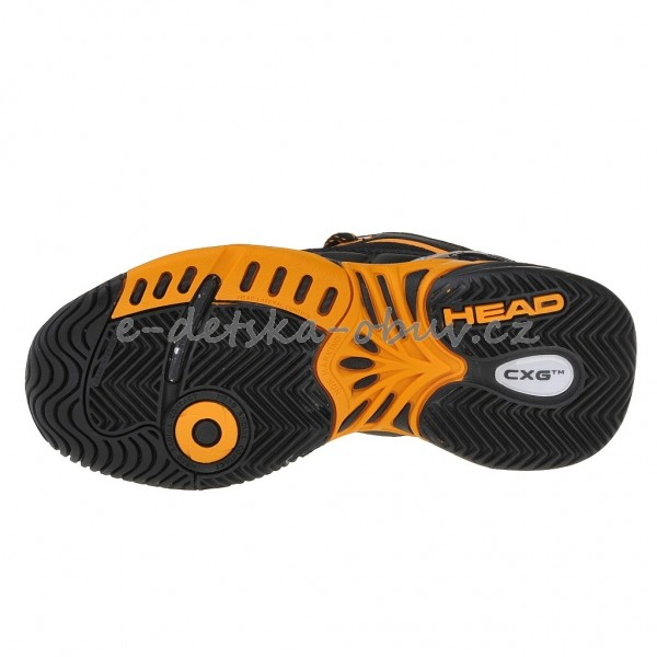 black orange · HEAD Insane PRO jr.  black orange eff7fe98403