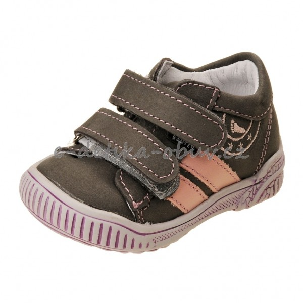 8cf800feea4 Dětská obuv Santé SL106  šedé -