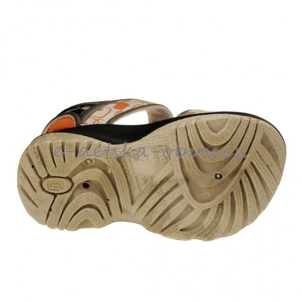 Dětská obuv - Rider K2 Twist Baby  beige orange  26d6d1c680