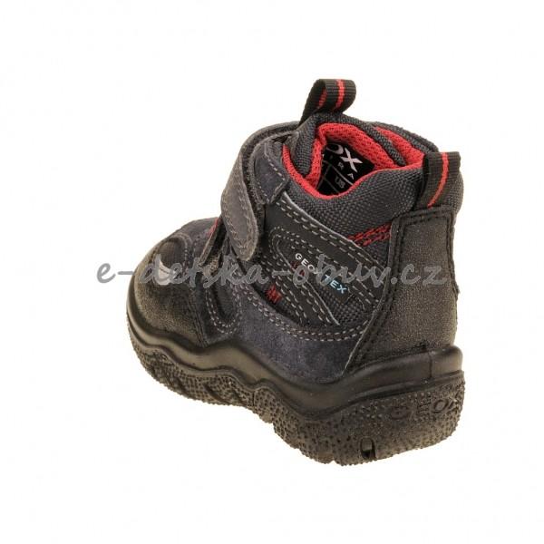 Dětská obuv - GEOX B Cima D  navy red  e5dbac5b27