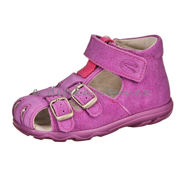 Dětská obuv Sandálky Richter 2102  chryzant fuchsia - 8a4e08dea4