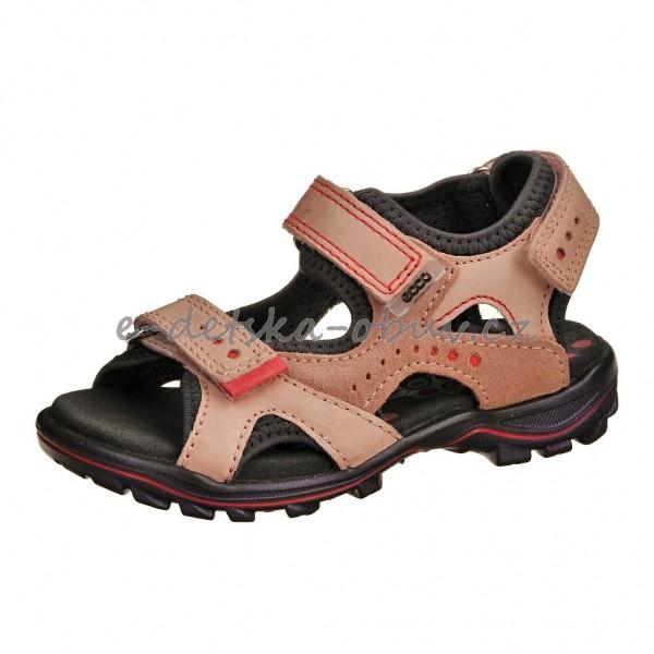 1081493df65 Dětská obuv ECCO Urban Safari  silver pink -