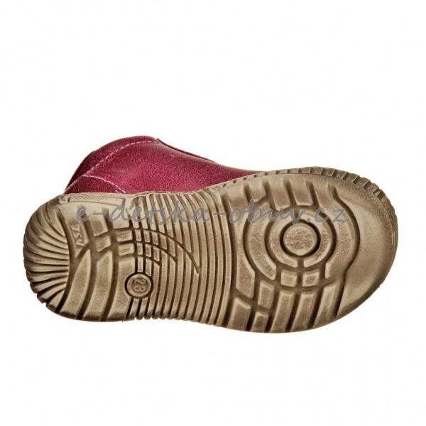 Dětská obuv - Pegres 1401B  růžová  f8e8a58aec