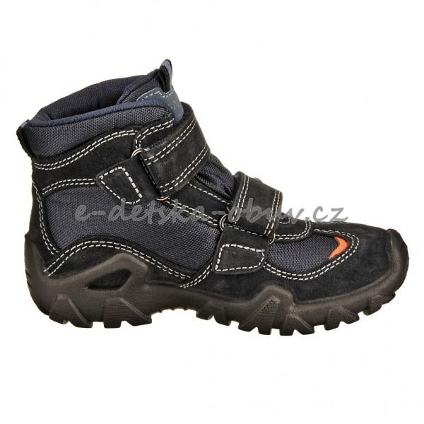 59705c9a1a0 Dětská obuv - Ciciban Sport Blue Orange