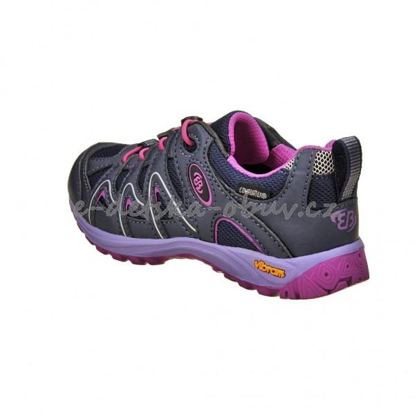 160f7c3f866 Dětská obuv - Brütting Vision low Kids  lila pink