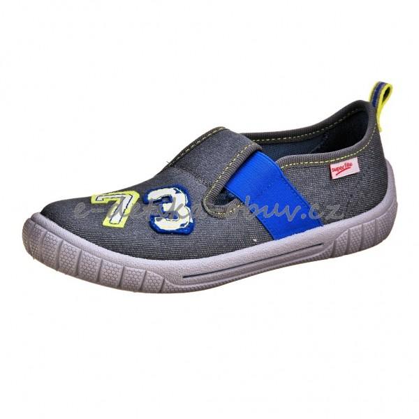 c45e5dc1ece Dětská obuv - Domácí obuv Superfit 6-00276-06
