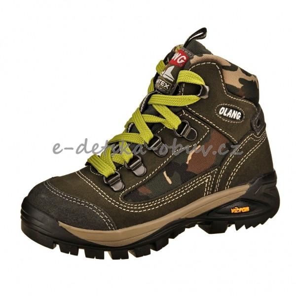 Dětská obuv OLANG Udine tex  muschio - 2145d7bdd7