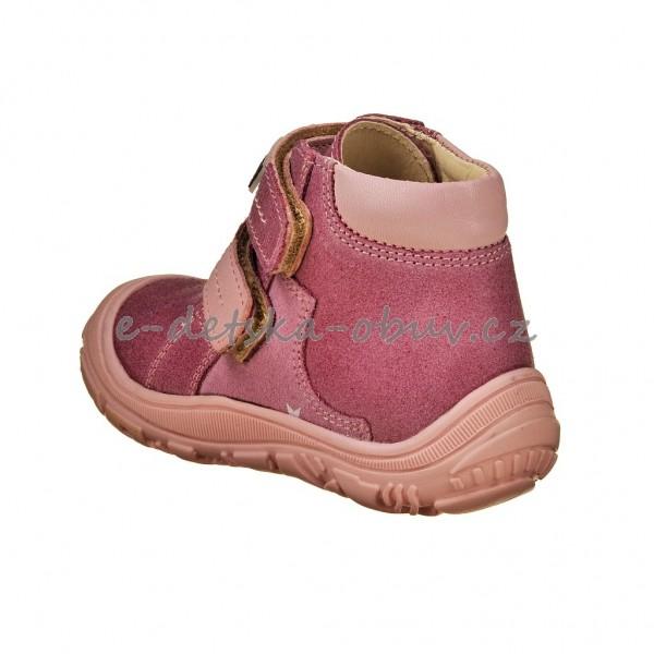 025ff7d569d Dětská obuv - KTR 162 2BA  růžová