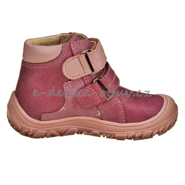 Dětská obuv - KTR 162 2BA  růžová  1636468dc3