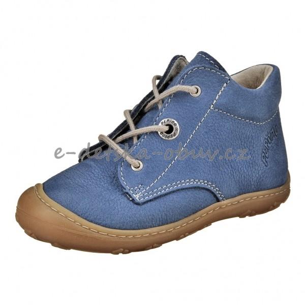 Dětská obuv - Ricosta Cory  jeans  BF  731af38941