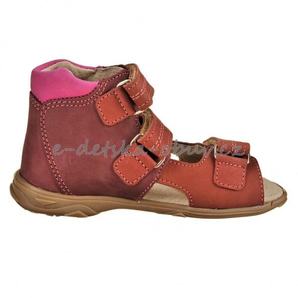 Dětská obuv - Sandály FARE 760191  99c6f49729
