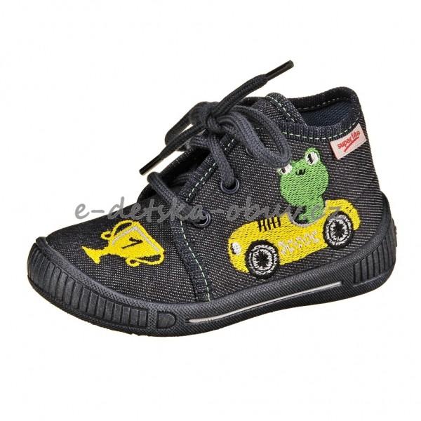 74116116c66 Dětská obuv - Domácí obuv Superfit 7-00250-81