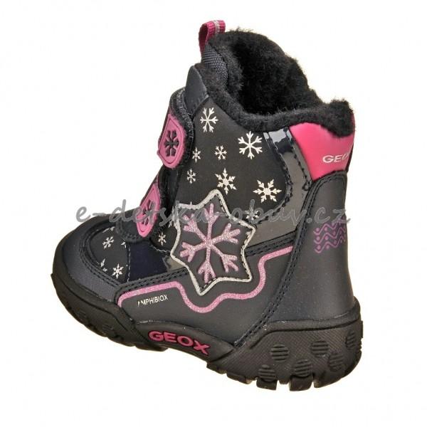Dětská obuv - GEOX B Gulp  navy  3fb84f2de9