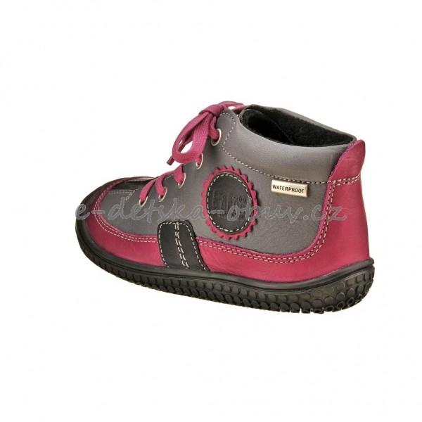 ca11fb479d7 Dětská obuv - Filii barefoot fleece TEX  BF