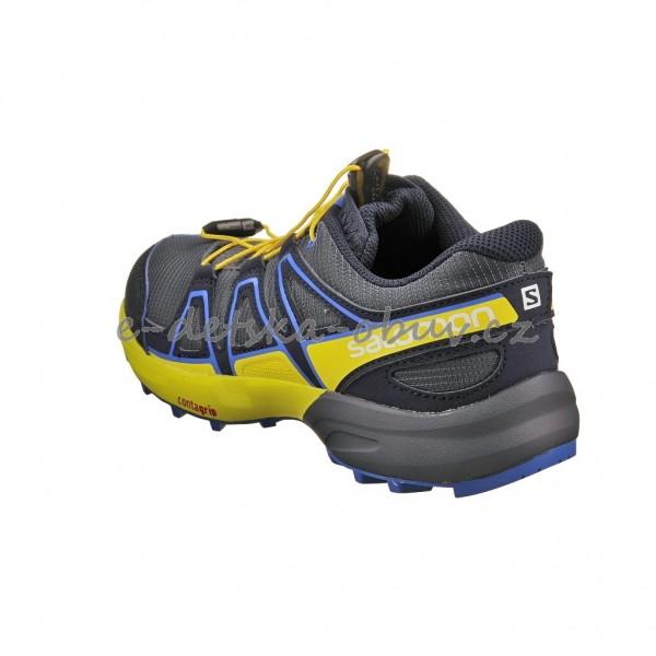 Dětská obuv - Salomon Speedcross J  ombre blue  1d6f706b861
