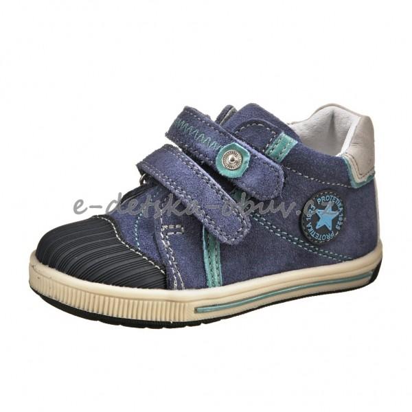 Dětská obuv Protetika TRAVIS blue - 31b885e8d0