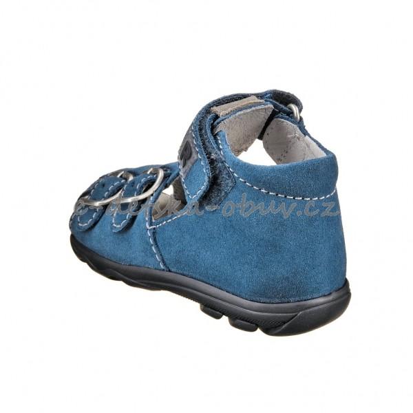 Dětská obuv - Sandálky Richter 2106  pacific rock  45e1a4efa7