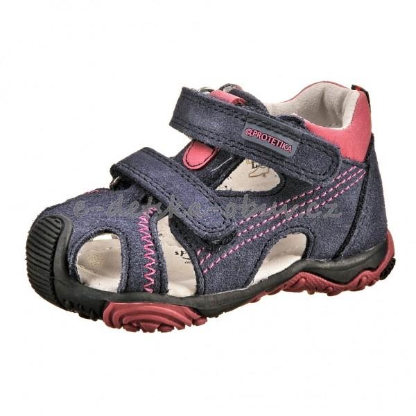 82549f5b4998 Dětská obuv - Protetika LARIS  fuxia