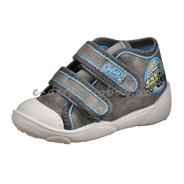 9f76b2cde45b Dětská obuv Plátěnky Befado -
