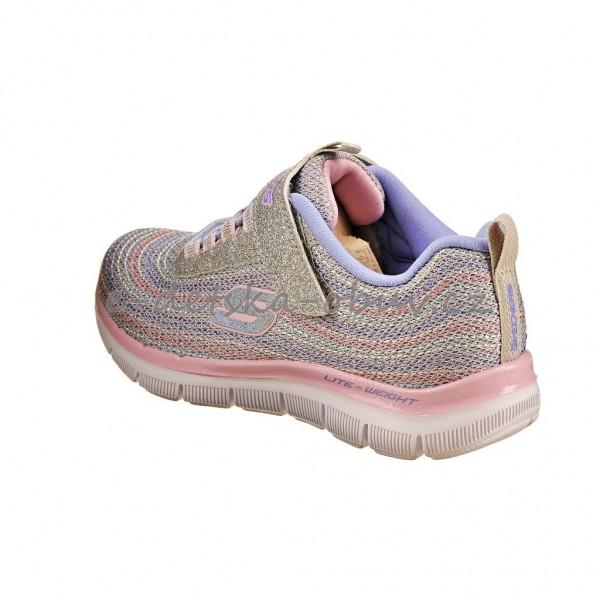 e461e7082f4 Dětská obuv - Skechers 81658  light gray