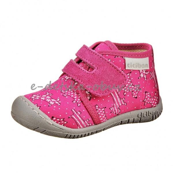 Dětská obuv Domácí obuv Ciciban TWIGGY - 4089155d52