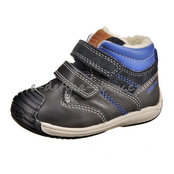 Dětská obuv GEOX Toledo  navy royal - b4b7195b2b