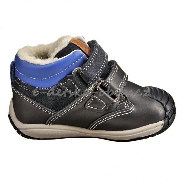 Dětská obuv - GEOX Toledo  navy royal  77b349e987