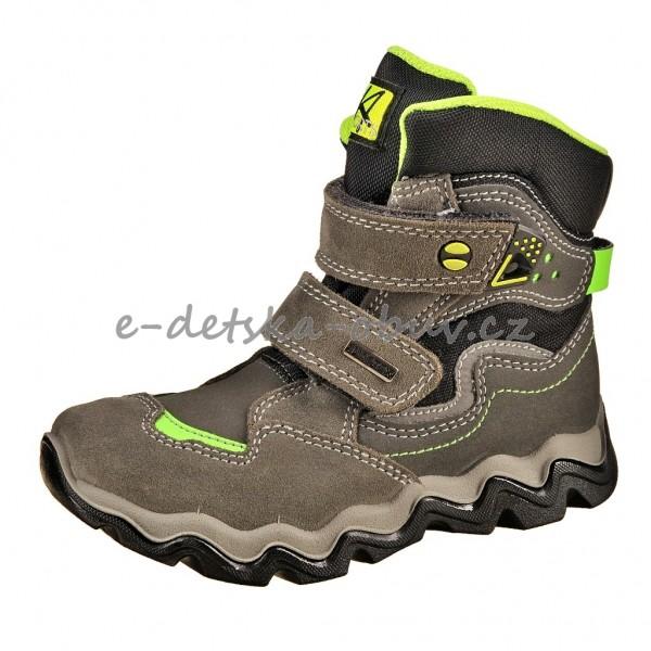 1b9ba24531f9 Dětská obuv Santé - IMAC  grigio -