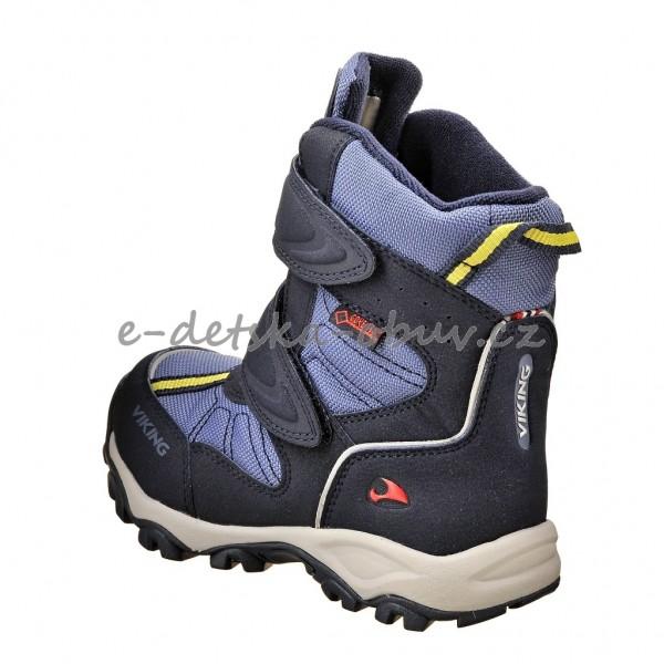 21f3c5d301f Dětská obuv - VIKING Bluster II GTX  navy red
