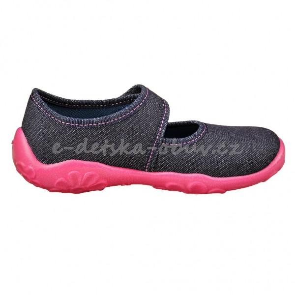 a983eb4fe75 Dětská obuv - Domácí obuv Superfit 8-00283-80