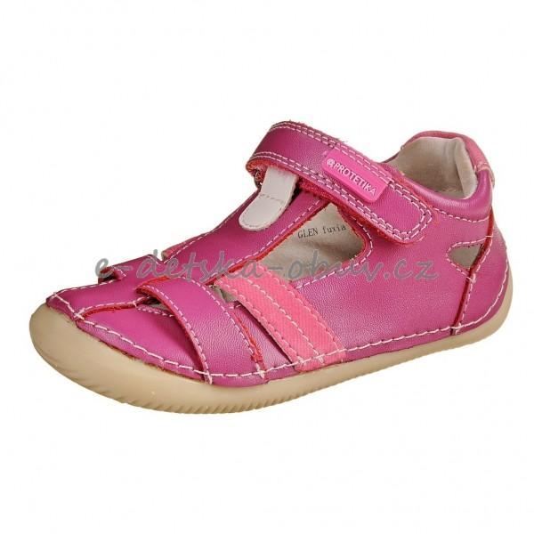 720b8dc39ec6 Dětská obuv - Protetika GLEN fuxia  BF