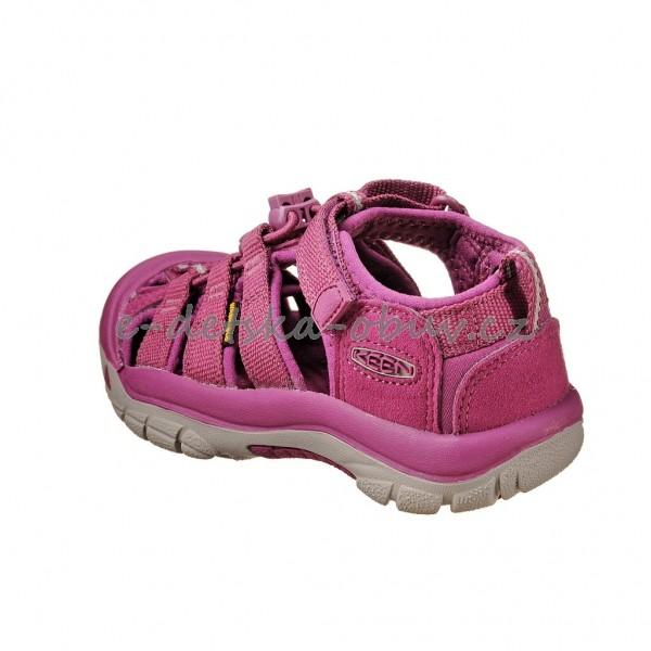 43451182898 Dětská obuv - KEEN Newport H2  grape kiss