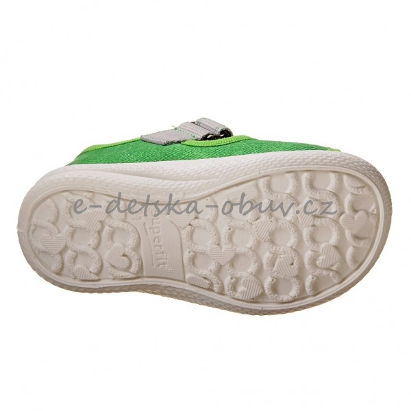 59bdad7746d Dětská obuv - Domácí sandálky Superfit 2-00294-31