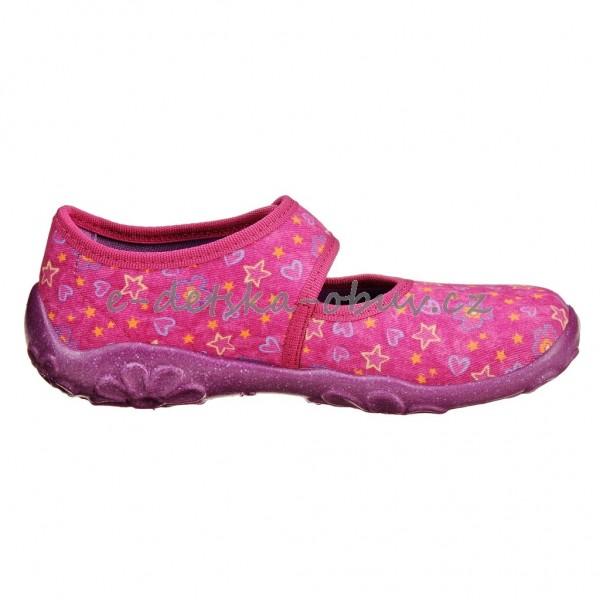 99c2367416d Dětská obuv - Domácí obuv Superfit 3-00283-55