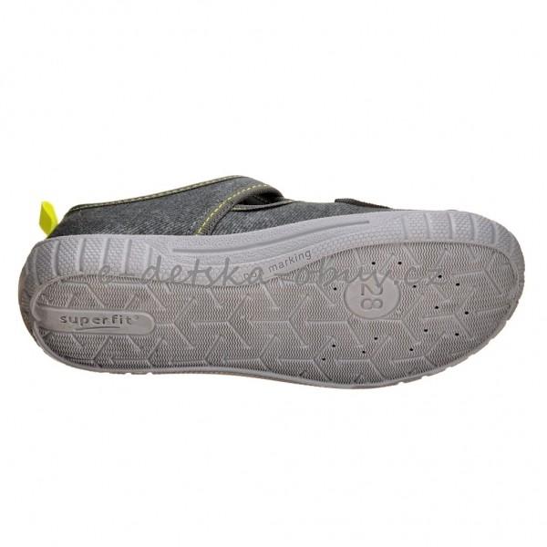 7e27c70bce3 Dětská obuv - Domácí obuv Superfit 4-00272-20 WMS M IV