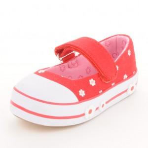 Dětská obuv Tenisky PEDDY   /červené -