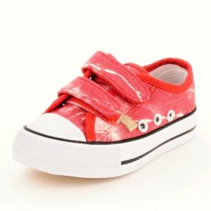 Dětská obuv Tenisky PEDDY   /red -