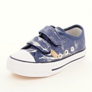 Dětská obuv Tenisky PEDDY   /modré -