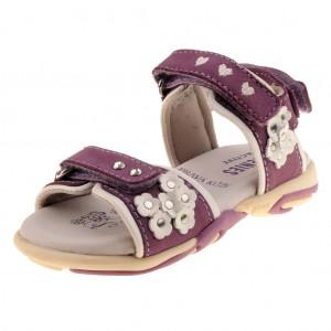 Dětská obuv Greenies sandály 195004B  /grape +++ -  Sandály
