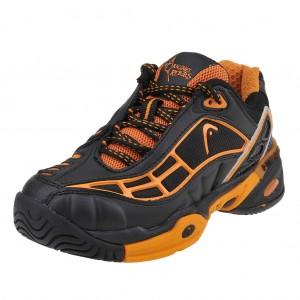 Dětská obuv HEAD Insane PRO jr.   /black/orange - Boty a dětská obuv