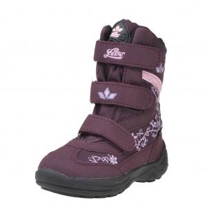 Dětská obuv Tabatha V   /lila/rosa/silber -  Zimní
