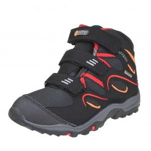 Dětská obuv Killtec Tasmo Jr.High   /black - Boty a dětská obuv