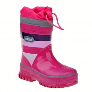Dětská obuv Teplé gumovky REIMA -  Zimní