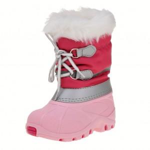 Dětská obuv Sněhule PN-631-25-11 /růžová -  Zimní