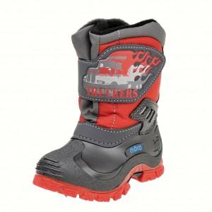 Dětská obuv NORA - Trucker -  Zimní