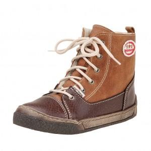 Dětská obuv Pegres 1701 hnědé -