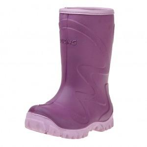 Dětská obuv Viking Thermo   /lilac/pink -