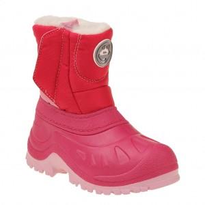 Dětská obuv Coqui termoobuv   /růžová -  Zimní
