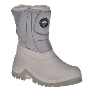 Dětská obuv Coqui termoobuv   /bílá -  Zimní